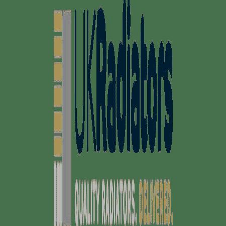 Zena - Black Heated Towel Rail - H1000mm x W600mm - Straight