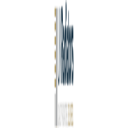 Typhon - Black Vertical Radiator - H1800mm x W272mm - Single Panel