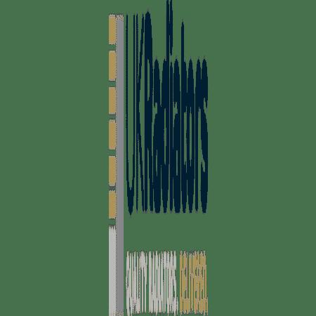 Omega - White Vertical Radiator - H1600mm x W464mm - Double Panel