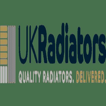 Omega - Anthracite Horizontal Radiator - H600mm x W1218mm - Single Panel