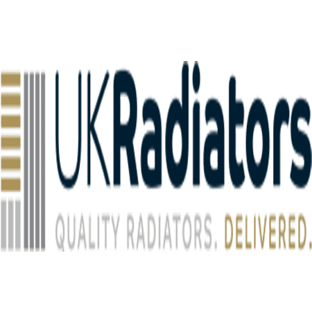 Round - Anthracite Radiator Valves - Angled