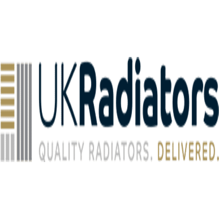 Round - Anthracite Radiator Valves - Straight