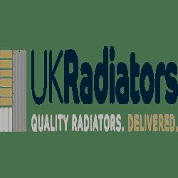 Round - Chrome Radiator Valve - Straight - Polished - 8mm