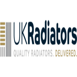 Round - White Radiator Valves - Straight - 10mm