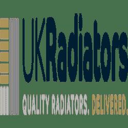 Signature Metal Head - Polished Brass Thermostatic Radiator Valves - Angled